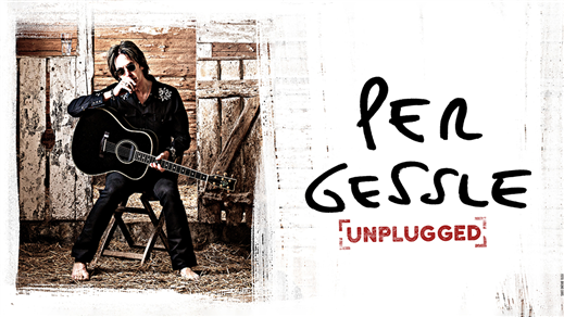 Bild för Per Gessle - Unplugged, 2021-11-20, UKK - Stora salen