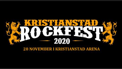 Bild för Kristianstad Rockfest 2020, 2020-11-28, Kristianstad Arena