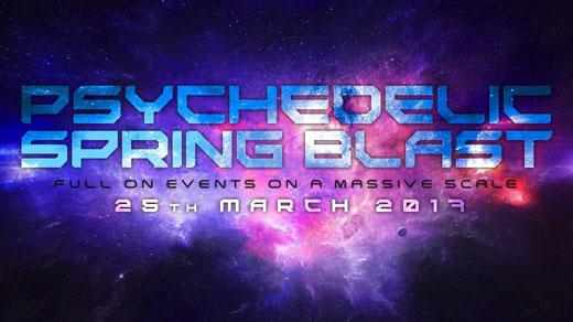 Bild för Psychedelic Spring Blast 2017, 2017-03-25, Gothenburg Studios