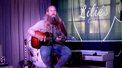 Bild för Chris Kläfford Live Svanpalatset, 2021-08-21, Liliés Café - Svanpalatset