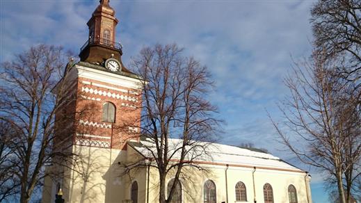 Bild för Amazing Grace, Folkärna kyrka, 2017-10-22, Folkärna kyrka