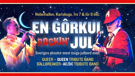 Bild för En Görkul Rockin' Jul 7 dec, 2018-12-07, Nobelhallen