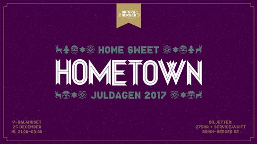 Bild för Hometown - Juldagen i Uppsala, 2017-12-25, V-dalahuset