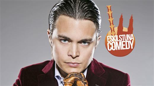 Bild för Eskilstuna Comedy: Messiah, Dominik mfl, 2017-01-25, Eskilstuna Comedy på Biografbaren