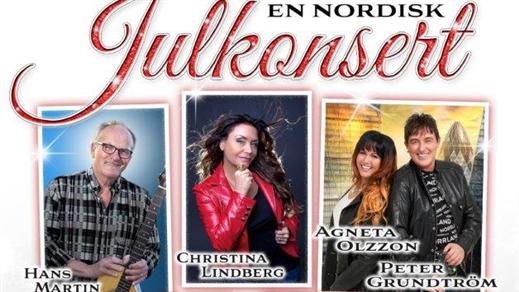 Bild för En nordisk julkonsert, 2021-11-24, Stora Salen