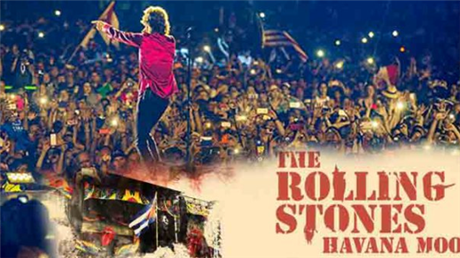 Bild för The Rolling Stones Havana Moon, 2016-10-22, Järpenbion