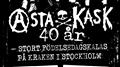 Asta Kask 40 år