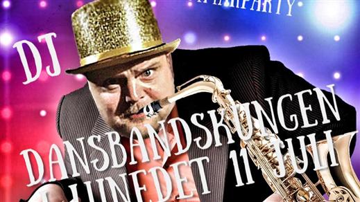 Bild för Dansbandskungen i Lunedet, 2020-07-11, Lunedet Camping Cafe Restaurang