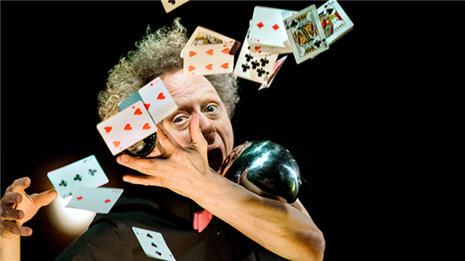 Bild för Illusionistens assistent, 2018-02-24, Christinateatern