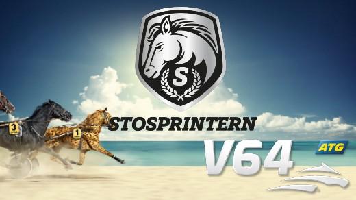 Bild för V64® - StoSprinter-försök måndag 28 juni, 2021-06-28, Halmstadtravet