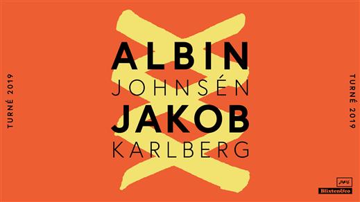 Bild för Albin Johnsén x Jakob Karlberg, 2019-11-30, Halmstad Live