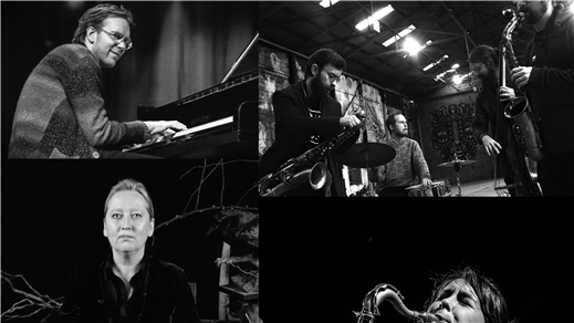 Bild för Mutual Acquaintances - Makross, 2020-09-26, Hallsbergs Jazz- och Bluesklubb