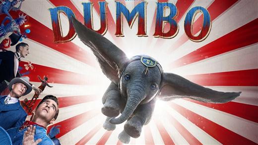Bild för Dumbo (live action) (Eng. tal), 2019-04-03, Kulturhuset Finspång, Stora Salongen