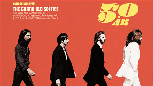 Bild för Beatles 50: ABBEY ROAD 1969-2019!, 2019-10-18, Bankiren
