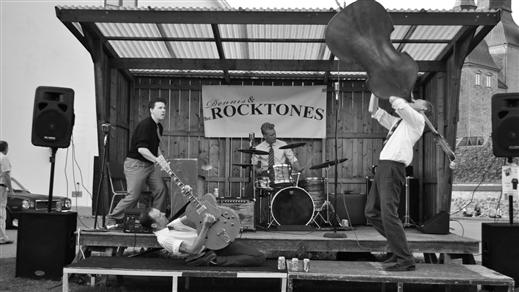 Bild för Dennis & The Rocktones + Primetone Imperials, 2018-01-26, Palatset