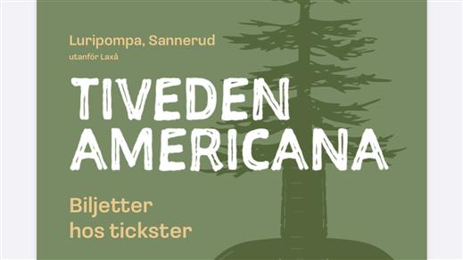 Bild för Tiveden Americana, 2021-09-10, Luripompa