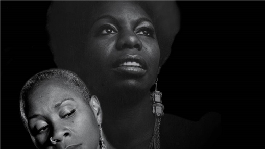Bild för Nina- a story about me and Nina Simone, 2016-11-23, Kulturhuset Glada Hudik