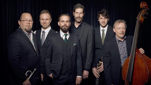 Bild för Second Line Jazzband, 2020-02-20, Jönköpings Teater