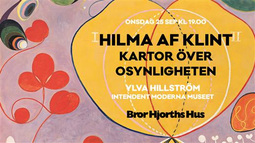 Bild för Hilma af Klint - Kartor över osynligheten, 2019-09-25, Bror Hjorths Hus