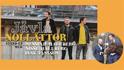 Bild för Ståuppklubben: Nollåttor, 2018-07-25, Henriksberg