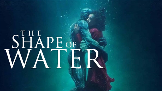 Bild för The Shape of Water(15år), 2018-02-20, Metropolbiografen
