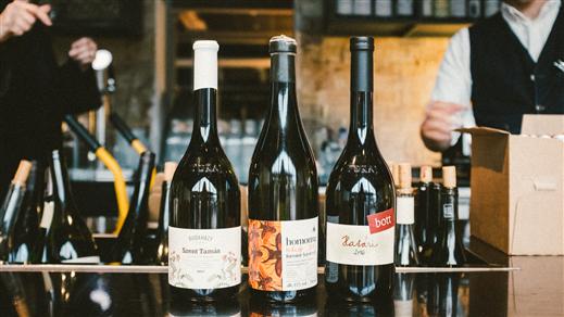 Bild för Lär känna Tokaj med Pontus från Wine Waves, 2019-04-03, Wine Mechanics