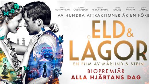 Bild för Eld och lågor, 2019-02-14, Essegården