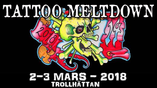 Bild för TATTOO MELTDOWN 2-3/3 2018, 2018-03-02, Folkets Hus