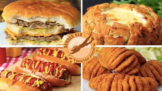 Bild för Twisted Food - Chefs choice, 2018-11-30, Bomber Bar Motala