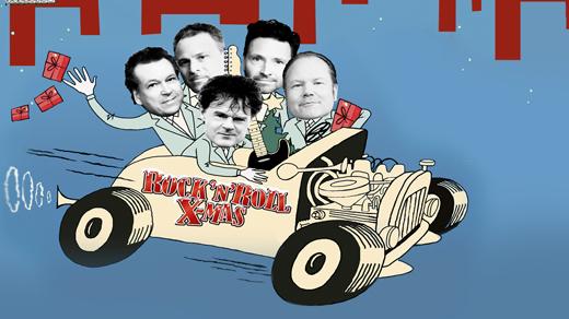 Bild för Rock n' Roll X-mas, 2018-12-19, Jönköpings Teater