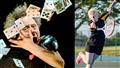 Illusionistens assistent & Little Women, Big Balls