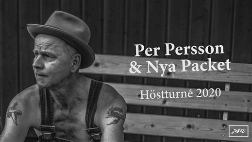 Bild för PER PERSSON & NYA PACKET, 2020-11-13, The Tivoli