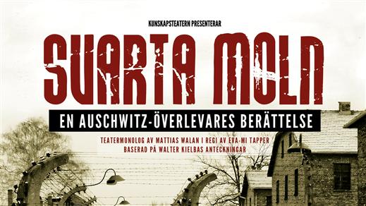 Bild för Svarta moln – en Auschwitz-överlevares berättelse, 2017-02-09, Kulturhuset KilArena