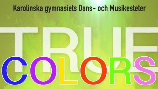 Bild för True Colors 13/4 19:00, 2018-04-13, Hjalmar Bergman Teatern