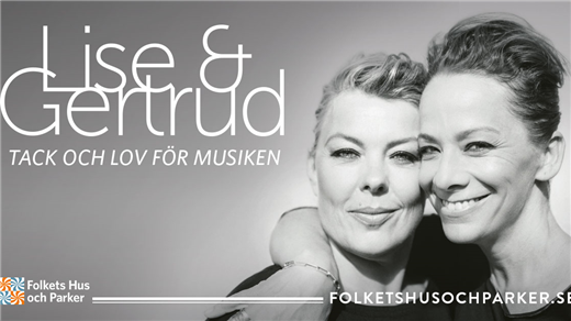 Bild för Lise och Gertrud, 2021-10-02, Biosalongen