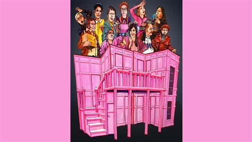 Bild för RAMPFEBER PROD, 2021-10-02, Teatersalongen i Spira
