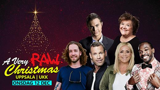Bild för A very RAW Christmas, 2018-12-12, UKK - Stora salen