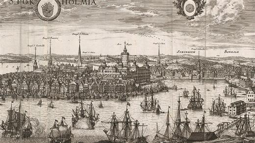 Bild för Stadsvandring: Så styrdes den svenska stormakten, 2020-05-26, Gustav Adolfs torg