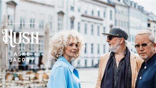 Bild för HUSH MED ASKE JACOBY (DK), 2019-10-31, The Tivoli