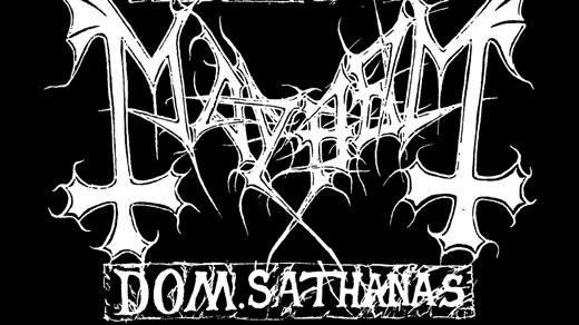 Bild för Mayhem, 2017-03-25, En Arena