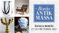 Borås Antikmässa 27-29 oktober 2017