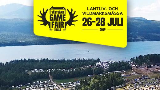 Bild för Västgård Game Fair 2019, 2019-07-26, Västgård Game Fair