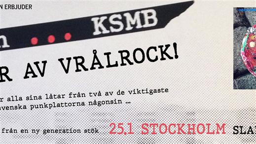 Bild för KSMB Aktion Bakverk 80´, 2020-01-25, Slaktkyrkan