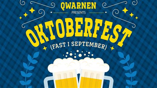 Bild för Oktoberfest på Qwarn, 2018-09-28, Westerqwarn Pub & Restaurang