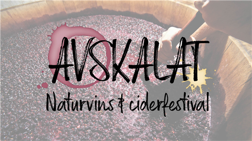 Bild för AVSKALAT - Naturvins & Ciderfestival, 2019-10-25, Münchenbryggeriet - Magasinet