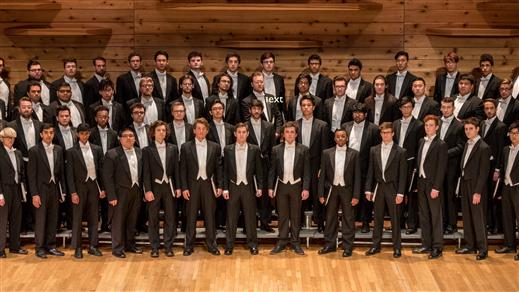 Bild för Rutgers Univ Men´s choir/Stockholms Studentsångare, 2018-05-17, Eric Ericsonhallen