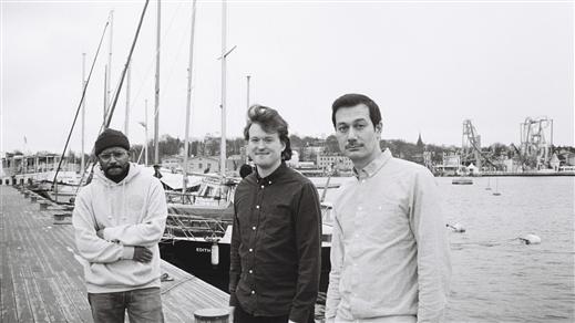 Bild för Jazzagenturen & Friends pt. 2   Leo Lindberg Trio, 2021-06-13, Kristallen