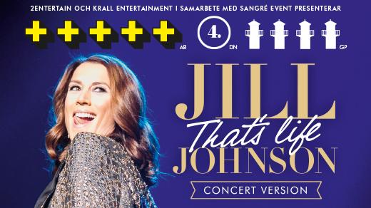 Bild för Jill Johnson That's Life, 2018-02-18, Jönköpings Konserthus Elmia #2
