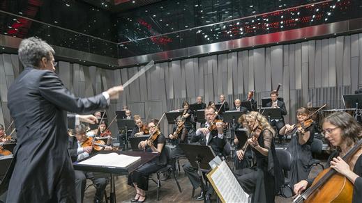 Bild för Svenska favoriter – Uppsala Kammarorkester, 2019-10-24, UKK - Stora salen | Musik i Uppland