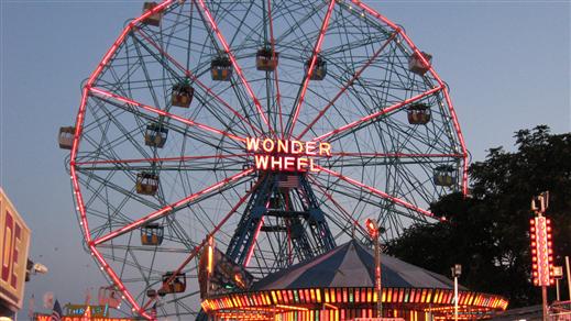 Bild för Wonder Wheel, 2018-02-13, Kulturum | Stora scenen